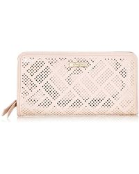 Jessica Simpson Ronette Single Zip Around - Pink