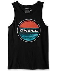 O'neill Sportswear - Waterlogged Tank, - Lyst