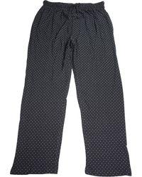 Hanes Printed Knit Pajama Pant - Gray