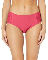 Skechers Core Solids Swim Separates (tops & Bottoms) Bikini Bottoms - Pink