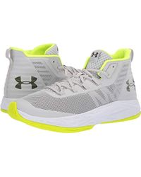 67a0169ef95d Lyst - Under Armour Men s Jet Mid Basketball Sneakers From Finish ...