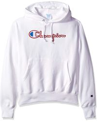 Champion - Life Reverse Weave Pullover Hoodie - Lyst