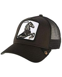 ea64c7b2c Stallion Trucker Hat - Black