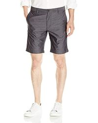 Kenneth Cole Reaction - Mni Strp Frn Short - Lyst