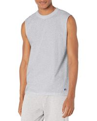 Russell Athletic Performance Sleeveless Muscle T-shirt - Multicolor