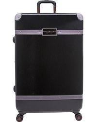 Marc New York Central Park Upright Spinner Luggage - Black
