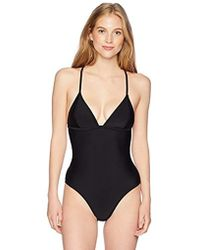 Rip Curl - Classic Surf One Piece Swimsuit - Lyst