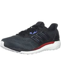 Black Running – Adidas Supernova Aktiv Running Shoes Mens Black