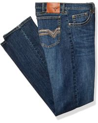 Wrangler Tall 20 X 42 Vintage Bootcut Jean - Blue
