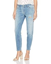 Siwy - Shelby Mid Rise Boyfriend Jeans In Rock This Town - Lyst