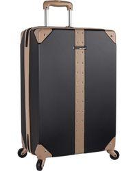 Vince Camuto Hardside Expandable Spinner Luggage - Black