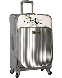 c2cfade57 Vince Camuto - Expandable Spinner Carry On Suitcase - Lyst