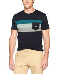 Quiksilver - Peaceful Progression Tee Shirt - Lyst