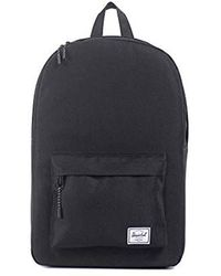 83421eae28f Lyst - Herschel Supply Co. Classic Mid-volume 18l Backpack in Blue
