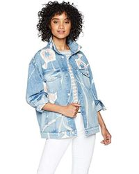 Hudson Jeans Bandit Trucker Jean Jacket - Blue