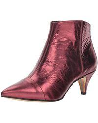 9bda41edc39e Lyst - Women s Sam Edelman Heel and high heel boots On Sale