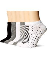 Amazon Essentials 6-pack Casual Low-cut Socks - Multicolor