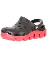 Crocs™ Duet Sport Clog - Multicolor