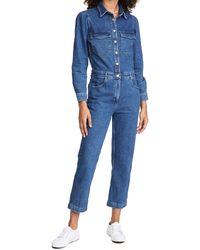 DL1961 Freja-jumpsuit - Blue