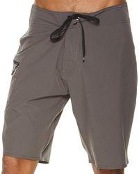 Volcom Lido Solid Boardshort - Gray