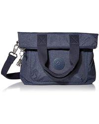 Kipling Eleva Convertible Handbag - Blue