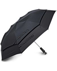 Samsonite Windguard Auto Open Umbrella - Black