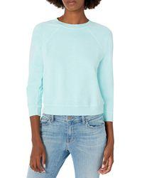 AG Jeans Jadyn Vintage Fit Sweatshirt - Blue