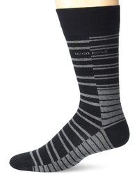 BOSS by Hugo Boss Boss Dress Sock - Black