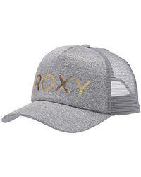 Roxy Soulrocker Trucker Hat - Gray