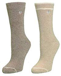 Columbia - Wool Crew Sock - Lyst