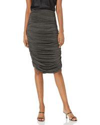Norma Kamali Skirt - Gray