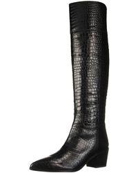 Franco Sarto Shannon Fashion Boot - Black