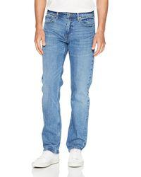 Lucky Brand 221 Straight Jean - Blue