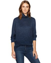 NIC+ZOE Every Occasion Mock Top - Blue