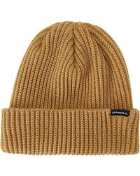 Lyst - Champion Embroidered C Cuff Beanie in Metallic for Men ae904f655644