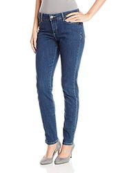 0b91c0d5 Lee Jeans - Classic Fit Monica Skinny Jean - Lyst