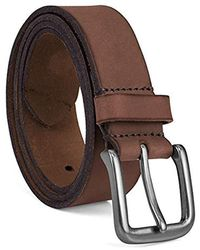 Timberland 35mm Classic Jean Belt - Brown