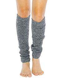American Apparel - Long Leg Warmer - Lyst