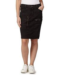 G-Star RAW Powel Slim Skirt - Black