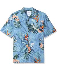 28 Palms - Relaxed-fit 100% Cotton Tropical Hawaiian - Lyst