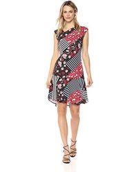 55895dd706d Desigual - Rafael Sleeveless Dress - Lyst