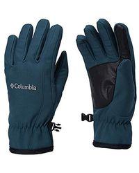 Columbia - Kruser Ridge Softshell Glove - Lyst