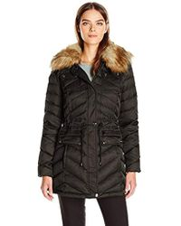Laundry by Shelli Segal - Anorak Down - Lyst