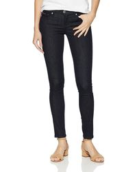 Tommy Hilfiger Skinny Nora Mid Rise - Blue