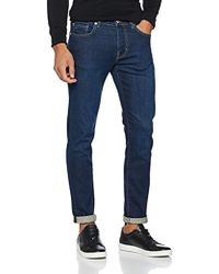 J.Lindeberg Smooth Stone Jeans - Blue