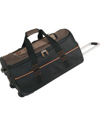 "Timberland 24"" Wheeled Duffle Luggage Bag - Brown"
