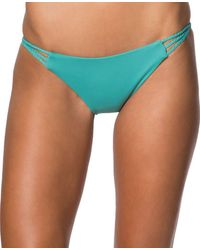 O'neill Sportswear Malibu Solids Braided Bikini Bottom - Multicolor