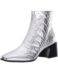 Sigerson Morrison - Bootie Ankle Boot - Lyst