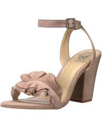 Vince Camuto Vinta Heeled Sandal - Multicolor