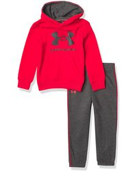 Under Armour - Mens Ua Symbol Hoodie Set T Shirt - Lyst